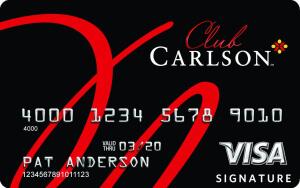 Club Carlson Premier