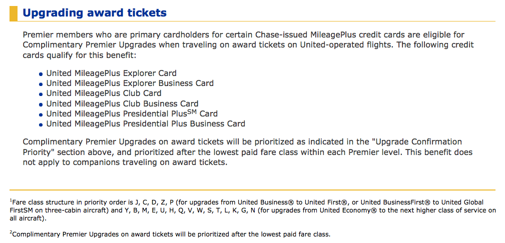 UA-credit-card-award-upgrade