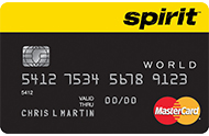 bankofamerica-Spirit Airlines-World-MasterCard-Credit-Card