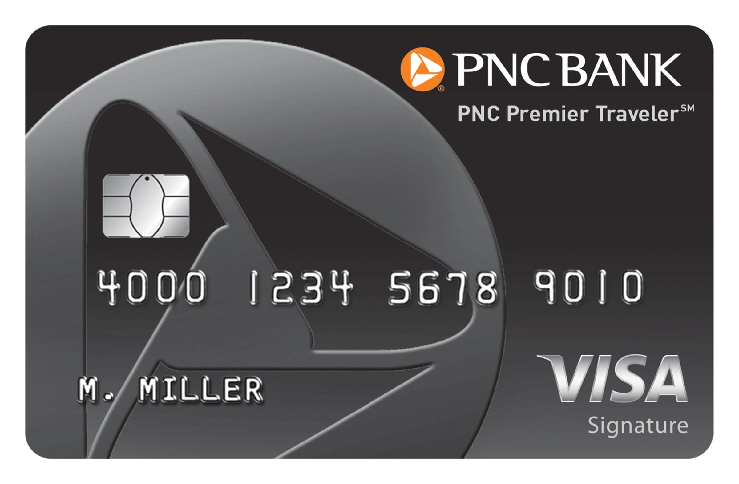 Pnc Premier Traveler Visa Signature Credit Card How Much