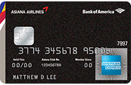 Bankofamerica-Asiana-Airlines-American-Express-Card