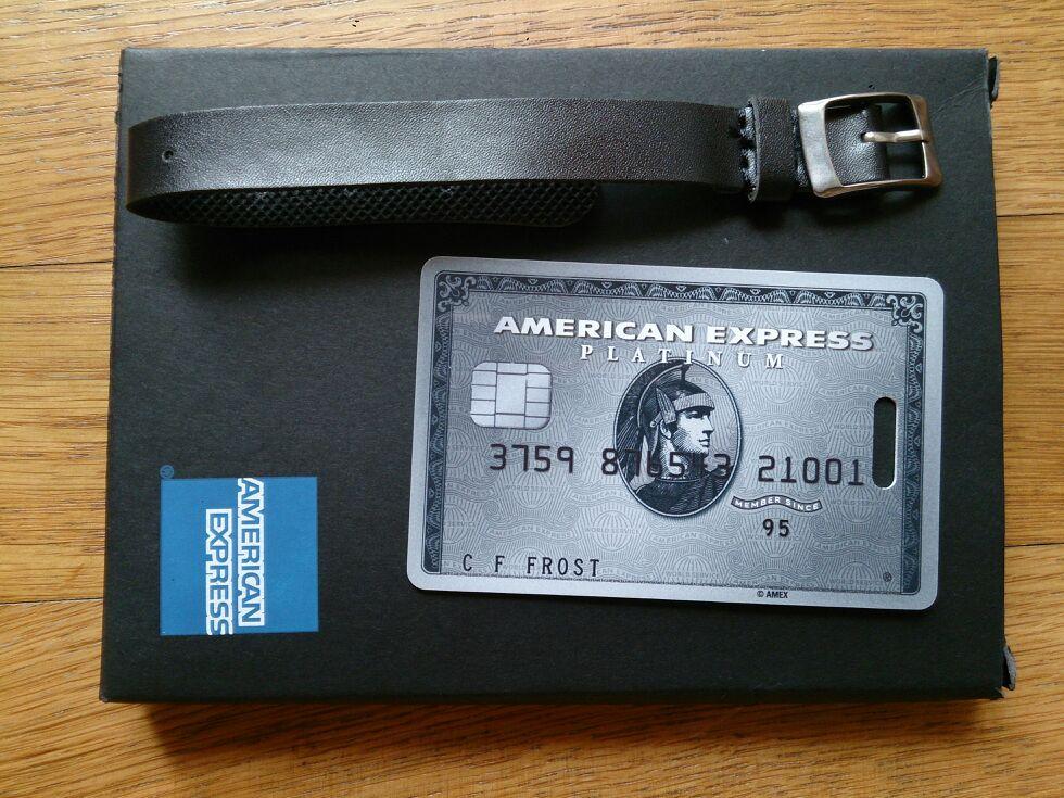Amex Travel Platinum Card India