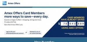 Amex-Offers