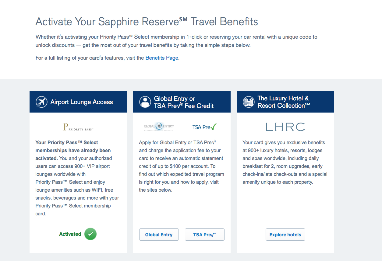 Chase Sapphire Travel Insurance Medical