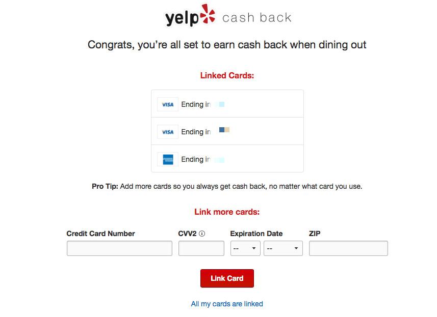 yelpdiningprogramlinkcard